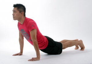Abnehmen mit Pilates ist nicht schwer